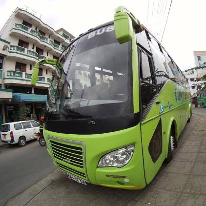 Coast Bus (Msa) Ltd | Home